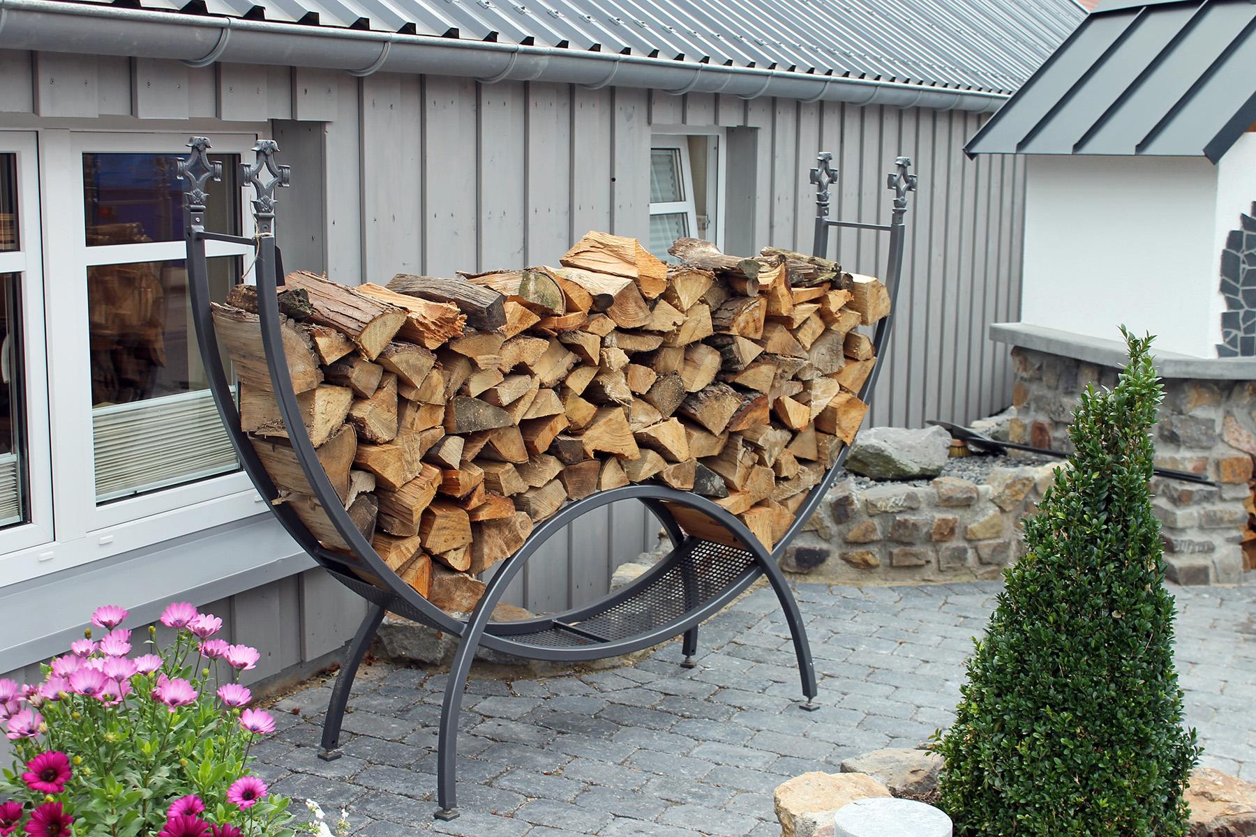 Holzaufbewahrung Außen holzaufbewahrung aussen myhausdesign co